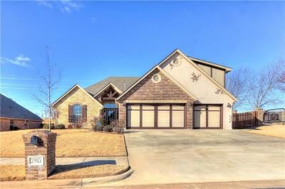 Edmond Single Family Home For Sale: 2917 Buckland