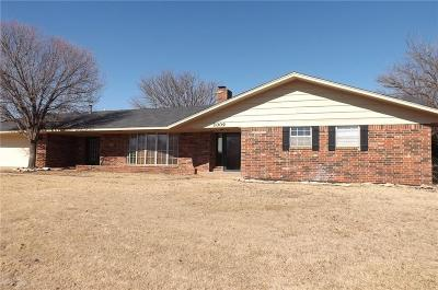 Single Family Home For Sale: 1009 Ranch Road