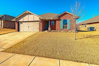 Yukon OK Single Family Home For Sale: $160,000