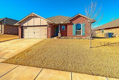 Yukon Single Family Home For Sale: 10009 Allie Hope Lane