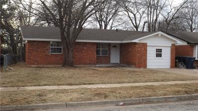 Oklahoma City Single Family Home For Sale: 5301 Brookdale Street