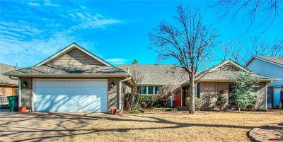 Edmond Single Family Home For Sale: 412 Albany Drive
