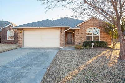 Edmond Single Family Home For Sale: 21786 Pioneer Circle