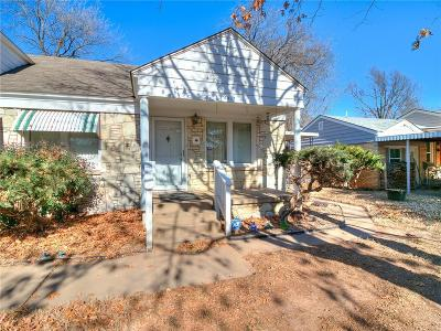 Oklahoma City Single Family Home For Sale: 3217 NW 11th Street