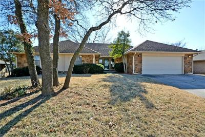 Edmond Single Family Home For Sale: 1102 Sunny Brook Drive