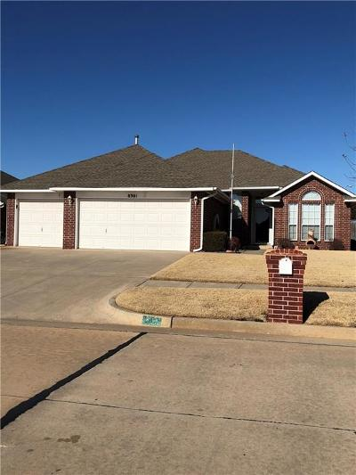 Oklahoma City Single Family Home For Sale: 8301 NW 74th Street