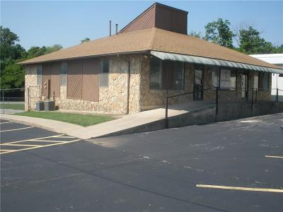 Tuttle Commercial For Sale: 5300 E Highway 37