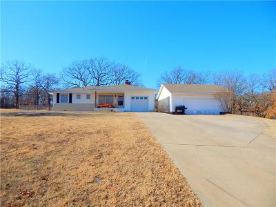 Shawnee Single Family Home For Sale: 19106 Bethel Road