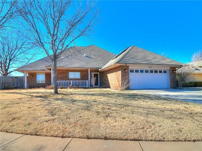 Oklahoma City Single Family Home For Sale: 11601 Susan Lane