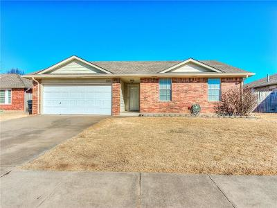 Moore Single Family Home For Sale: 1029 N Windermere Drive