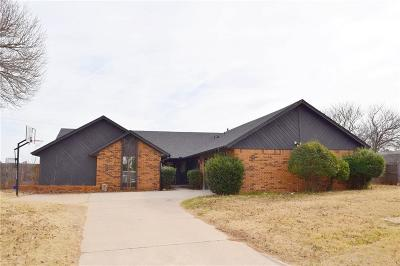 Oklahoma City OK Single Family Home For Sale: $89,000