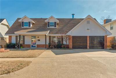 Oklahoma City Single Family Home For Sale: 2224 Laneway Drive
