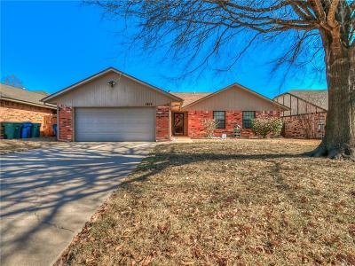 Edmond Single Family Home For Sale: 1612 Whispering Creek Creek