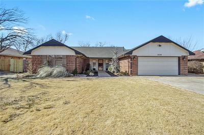 Single Family Home For Sale: 2608 Southlawn Drive