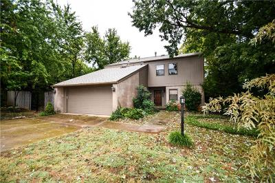 Norman Single Family Home For Sale: 3908 Western View Drive
