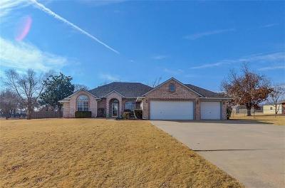 Edmond Single Family Home For Sale: 7005 Mid Iron Way
