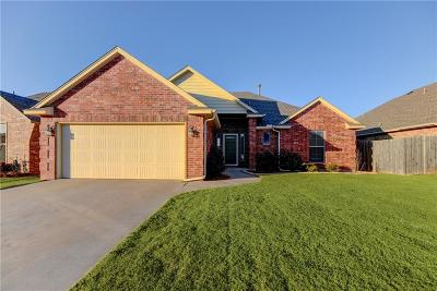 Edmond Single Family Home For Sale: 2221 NW 158th Street