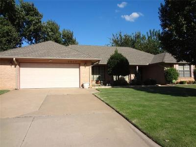 Oklahoma City Rental For Rent: 2617 SW 108th Street