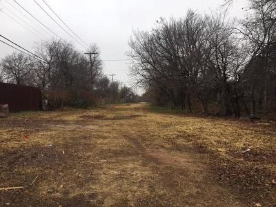 Oklahoma City Residential Lots & Land For Sale: Indiana/West Avenue