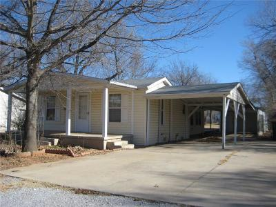 Norman Single Family Home For Sale: 811 N Stewart Ave