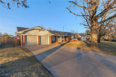 Oklahoma City Single Family Home For Sale: 4909 NW 35th Street