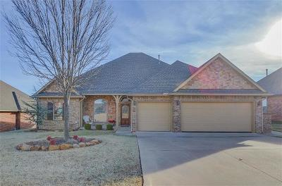 Midwest City OK Single Family Home For Sale: $235,000