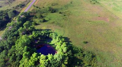 Blanchard Residential Lots & Land For Sale: Tract 3 -county Street 2940
