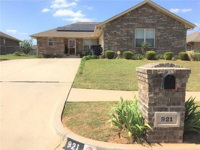 Oklahoma City OK Single Family Home For Sale: $112,000