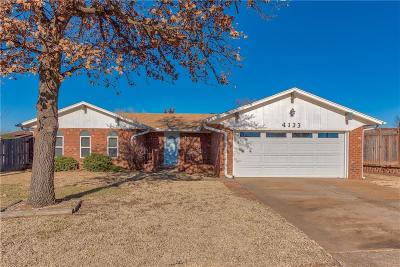 Del City OK Single Family Home Sold: $104,900