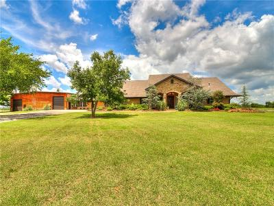 Edmond Single Family Home For Sale: 3201 NW 206th