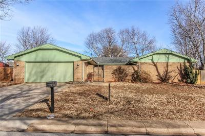 Norman Single Family Home For Sale: 2201 Cottonwood Road