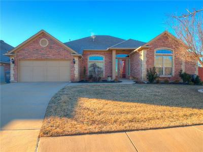 Edmond Single Family Home For Sale: 2204 NW 182nd Street