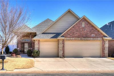 Oklahoma City Single Family Home For Sale: 15008 Jefferson Lane