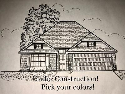 Edmond Single Family Home For Sale: 2209 Fallview Drive
