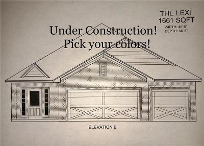 Edmond Single Family Home For Sale: 2201 Alta Vista Lane