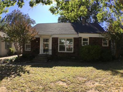 Oklahoma City Rental For Rent: 2504 NW 27 Street