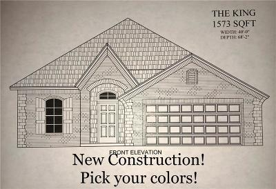 Edmond Single Family Home For Sale: 2425 Alta Vista Lane