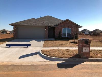 Edmond Single Family Home For Sale: 3028 NW 183rd Street