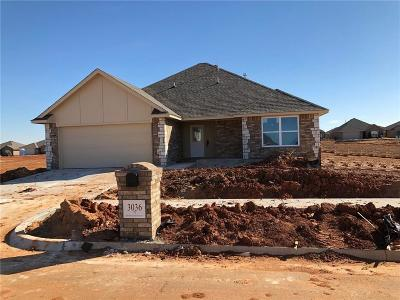 Edmond Single Family Home For Sale: 3036 NW 183rd Street