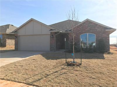 Edmond Single Family Home For Sale: 6600 NW 158th Street