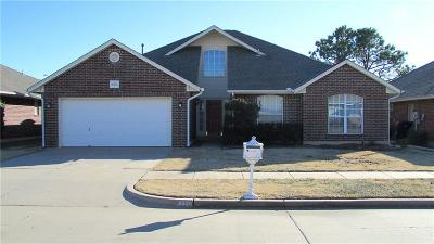 Oklahoma City Single Family Home For Sale: 8304 NW 77th Street