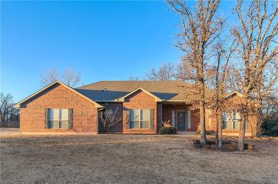 Edmond Single Family Home For Sale: 8600 Hawkeye Pass