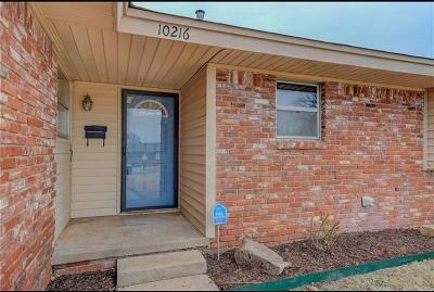 Oklahoma City OK Single Family Home For Sale: $152,000