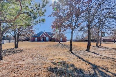 Oklahoma City Single Family Home For Sale: 12700 SE 69th