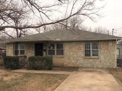 Midwest City Single Family Home For Sale: 319 S Fox Drive