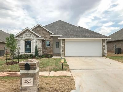 Edmond Single Family Home For Sale: 2520 NW 193rd Street