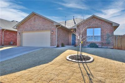 Edmond Single Family Home For Sale: 3332 NW 164th Terrace