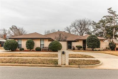 Norman Single Family Home For Sale: 609 Shadow Grove Court