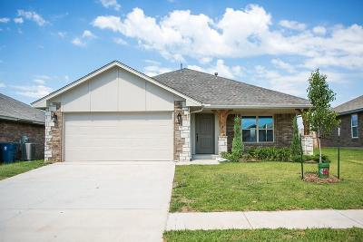 Midwest City Single Family Home For Sale: 2340 Snapper Lane