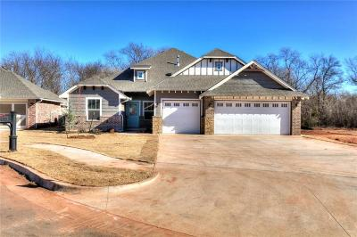 Moore Single Family Home For Sale: 2012 Creek Side Circle